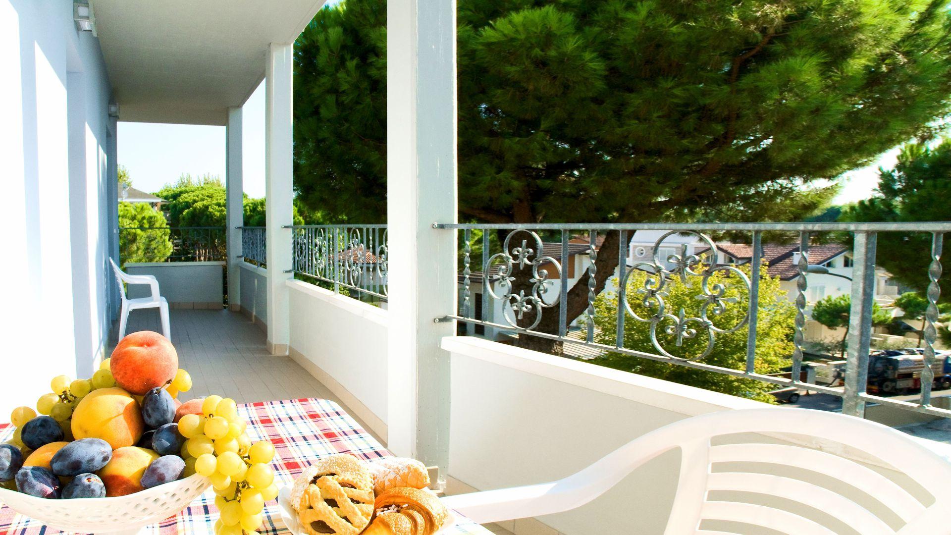 Appartamenti con terrazzo a Cervia