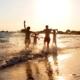 Spiaggia di Cervia adatta ai bambini